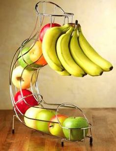 Fruit holder! Cool and Useful Kitchen Tools (14 Pics)
