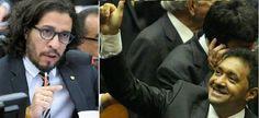 O ASSUNTO É!?: Jean Wyllys se irrita com Tiririca ao ser convidad...