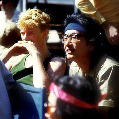 David Bowie and Nagisa Oshima