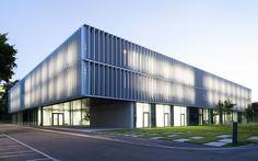 DLR Robotics and Mechatronics Center / Birk Heilmeyer und Frenzel Architekten