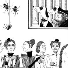 Rohan Eason Portfolio | Sketches and Drawings Samples