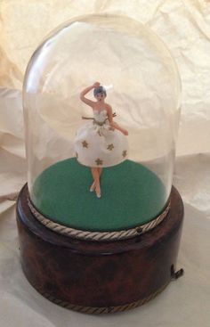 Reuge Ballerina by eJW4 on Etsy, $350.00