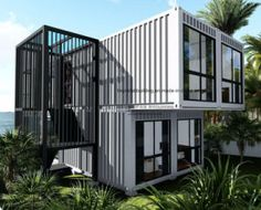 Prefabricated 40feet Turn-Key Shipping Container House