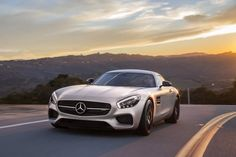 all-new, 503-hp Mercedes-AMG GT S