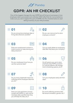 21 Ideas Photography Business Checklist Check Lists For 2019 Data Protection Officer, General Data Protection Regulation, Human Resources Career, Cyber Security Awareness, Gdpr Compliance, Hr Management, Employee Engagement, Information Technology, Software
