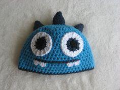 feelin' blue monster