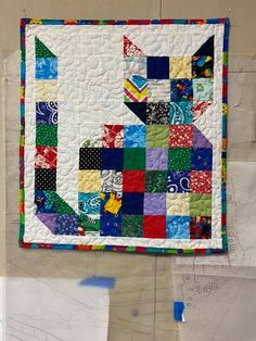 JERSEY GIRL COW QUILTING PATTERN Fun Applique Wall Quilt From BJ/'s Designs NEW