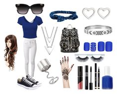 """""""First Day of School"""" by holly32196 ❤ liked on Polyvore"""