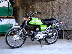 1970 Suzuki AC50