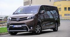 Test: Toyota Proace Verso 8-seter Toyota, 4x4, Cars, Vehicles, Verses, Autos, Automobile, Vehicle, Car