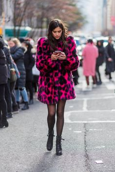 How to Get Dressed When You'd Rather Hibernate Until Spring