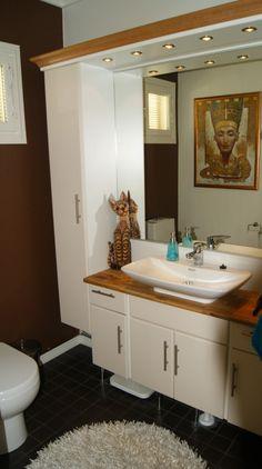Referenssejä | Sisustus Trendo Mirror, Bathroom, Frame, Furniture, Design, Home Decor, Washroom, Picture Frame, Decoration Home