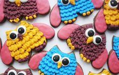 Ciasteczka zezowate sowy. Na pewno sprawią radość Twojemu dziecku