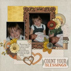 blessed kit by connie prince      blessed template pack by connie prince