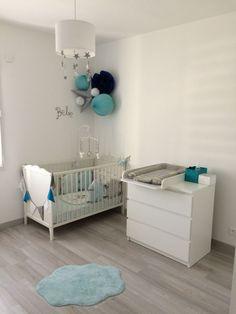 La chambre de bébé de J&K85 + 4 autres photos de la semaine