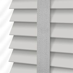 Dove Suave & Quicksilver Faux Wood Blind - 50mm Slat