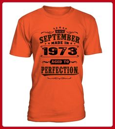 1973 September Aged To Perfection - Fotografen shirts (*Partner-Link)