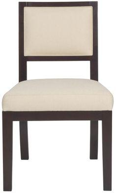 Vanguard Furniture: W716S - Neville (Side Chair)
