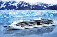 Alaska is breathtakingly beautiful. What better way to see it then on a Royal Caribbean Cruise. We choice to take the Radiance of the Seas for our cruise.