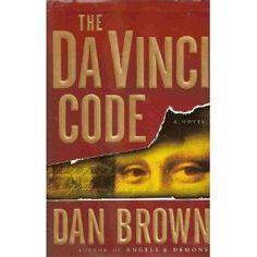 My first Dan Brown book.