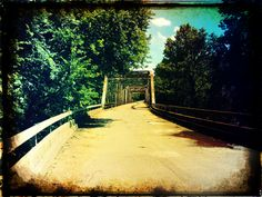 Don't forget to stop by Devils Elbow, MO and see this 1923 Steel Tressel Bridge while you are on your Route 66 Travels!