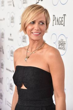 Kristen Wiig at the 2015 Independent Spirit Awards|Lainey Gossip Entertainment Update
