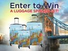 nice Beach Camera is giving away a Samsonite Luggage Spinner Set! 5/31 #giveaway #sweeps #win