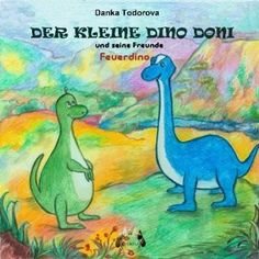 Meet the little Dino Doni and his friends. You will see them with their adventure. In several subsequent stories, the young readers follow the exciting adventures. You will find many places that they visit with their time machine, friends. This is an incredible, simple and instructive story.