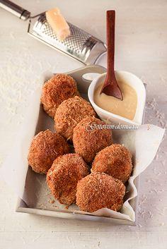 аранчини с моцареллой рецепт с фото