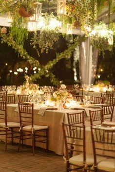 green house wedding