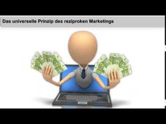 Reziprokes Marketing mit Norbert Kloiber Coaching, Videos, Youtube, Marketing, Innovative Products, Social Networks, Communication, Training, Youtubers