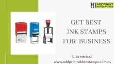 If you are looking for ink stamps in Melbourne? Addprint Rubber Stamps is expert in manufacturing the rubber stamps and also design your logo into a custom rubber stamps with us. Order your personalized stamps to make your documents look professional. Visit our website to select from variety of stamps. Contact us on 03 91913560.