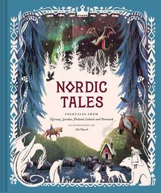 FREE [PDF] Nordic Tales Folktales from Norway Sweden Finland Iceland and Denmark Nordic Folklore and Stories Illustrated Nordic Book for Teens and Adults Tales of Free Epub/MOBI/EBooks Book Club Books, Good Books, Books To Read, My Books, Free Books, Edition Jeunesse, Thé Illustration, John Bauer, Traditional Tales