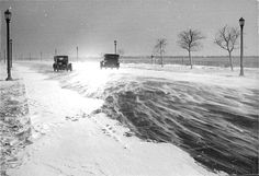 Lake Shore Blvd West Winter Storms past Old Pictures, Old Photos, Chicago Pictures, Chicago Lake, Grant Park, West Village, Lake Shore, Ontario, Places To See