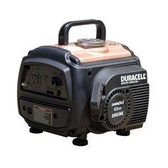 Duracell DS10R1i 1,000 Watt 63cc 2-Stroke Gas Powered Portable Inverter Generator