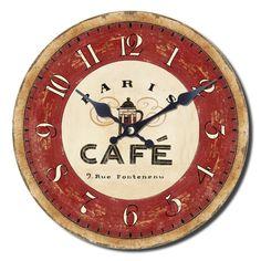 www.aksizeii.gr Vintage Clocks, Wall, Home Decor, Style, Midcentury Clocks, Lilies, Swag, Decoration Home, Room Decor