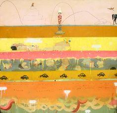 Art Work: Michael Cutlip  via www.superswoon.com