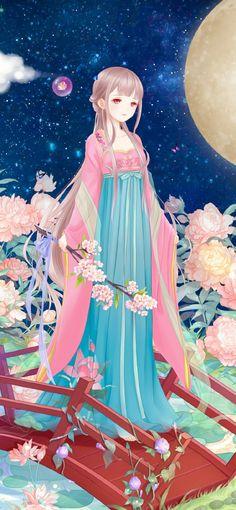 Anime Princess, Disney Princess, Cherry Blossom Japan, Cinderella, Disney Characters, Fictional Characters, Aurora Sleeping Beauty, Chinese, Life