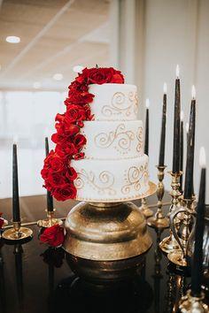 Belleza y la Bestia ideas de boda