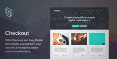 Download and review of Checkout - WordPress eCommerce Theme, one of the best Themeforest eCommerces themes {Download & review at|Review and download at} {|-> }http://best-wordpress-theme.net/checkout-ecommerce-download-review/