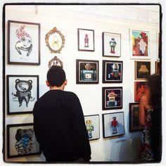 SHILA ACOSTA: diciembre 2011 Gallery Wall, Frame, Home Decor, Picture Frame, Decoration Home, Room Decor, Frames, Home Interior Design, Home Decoration