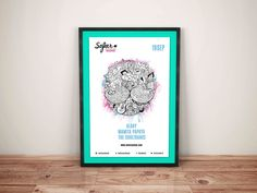 I present the poster that I did for the Sofar Sounds Madrid of this year.Sofar sounds, is a worldwide movement that brings together artists and music lovers in an intimate atmosphere.Thank you very much to Sofar Sound team for letting me do what I lov…