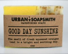Ocean Soap Cocoa Butter Soap Cold Process Soap by UrbanSoapsmith