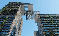 One Central Park. Le plus grand jardin vertical du monde