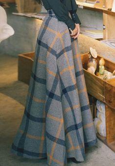 Beautiful skirt. I need it. Long Skirt Fashion 823988dec