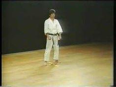 Heian Sandan. Shotokan Karate. Hirozaku Kanazawa.
