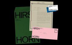 M — Hirshhorn Museum and Sculpture Garden Identity