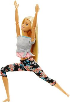 Mattel Barbie Made to Move Puppe (blond) Mattel Barbie, Barbie Doll Set, Barbie Sets, Barbie Style, Ken Doll, Barbie Chelsea Doll, Accessoires Barbie, Made To Move Barbie, Diy Barbie Clothes