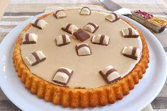 Crostata morbida al kinder bueno, scopri la ricetta: http://www.misya.info/2014/12/01/crostata-morbida-al-kinder-bueno.htm