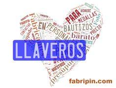 """""""El principal enemigo de la creatividad es el buen gusto."""" Pablo Picasso. http://www.fabripin.com/llaveros/"""